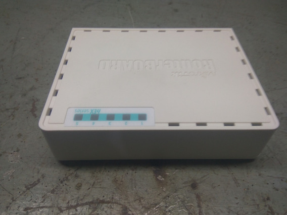 Routerboard Mikrotik Rb750r2