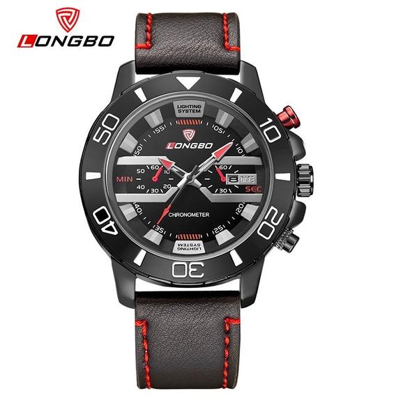 Relógio Masculino Esportivo - Longbo - Modelo 80189