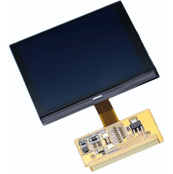 Display - Lcd - Audi - Vw - Audi A3 - A4 - Vdo
