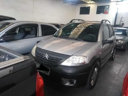Citroën C3 1.4 8v X-tr Flex 5p Completo Prata 2008/novo Top