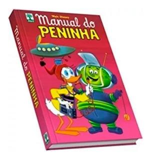 Manual Do Peninha Capa Dura Hq Walt Disney Lacrada