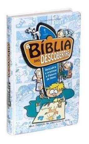 Kit Com 87 Biblias Das Descobertas Infanto Juvenil