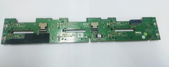 Backplane Hd 3,5 Servidor Dell Poweredge R710 Dp/n 0w814d