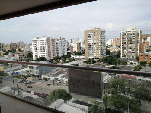 Imagen 1 de 14 de Apartamento En Arriendo Poblado Barranquilla