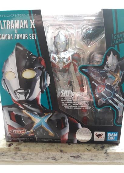 Ultraman X S.h.figuarts Ultraman X And Gomora Armor Set