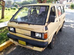 Toyota Lite Ace 1988 A Glp Y Gasolina - Combi Mini Van Japon