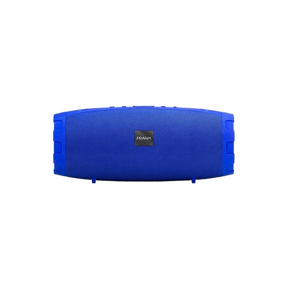 Caixa Portátil Soundboxtwo 2x2,5 Polegadas 50w Azul Frahm