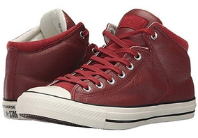 Converse Ctas High Street Terra Red 157470c