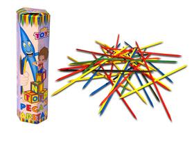 Mini Toys Pega Vareta Brinquedo Infantil Lembrancinha Com 30