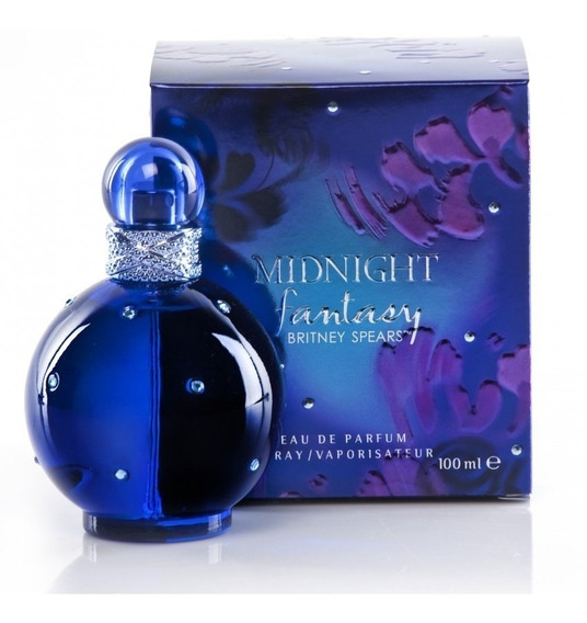 Perfume Fantasy Midnight 100ml - 100% Original / Lacrado