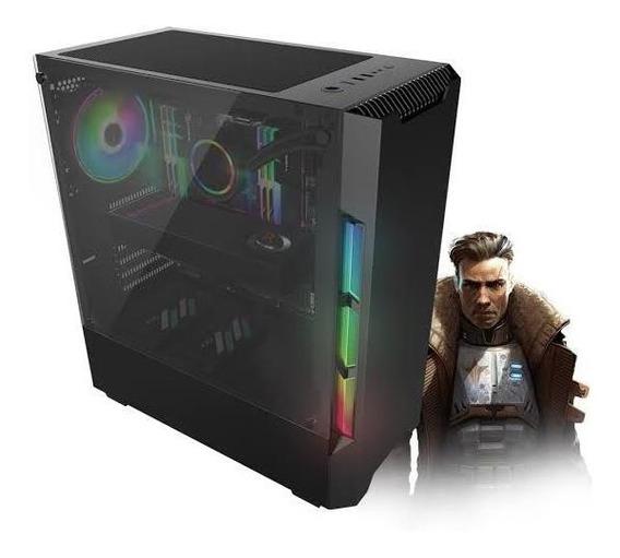 Pc Gamer Neologic Nli81259 Ryzen 7 2700 8gb (rx 570 4gb) 1tb