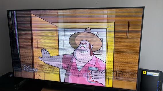 Tv Sonyxbr-55x905e 4k - Com Defeito - Atenção