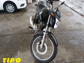 Honda Cg 125 Fan Es 2014