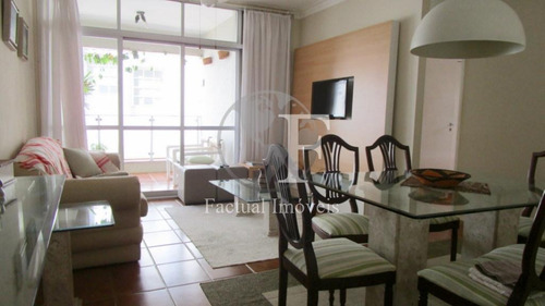 Apartamento Com 3 Dormitórios À Venda, 80 M² Por R$ 270.000,00 - Enseada - Guarujá/sp - Ap8032