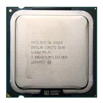Processador Core 2quad 12m Cache 3.00ghz Q9650 1333mhz Intel