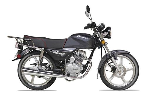 Baccio Cg Classic F Ii 125cc Moto 0km 2021 + Obsequios Fama