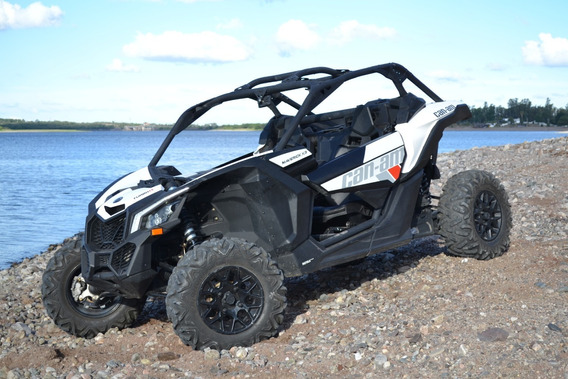 Utv Can Am Maverick X3 Turbo 172hp 2018 Solo 1400km!!