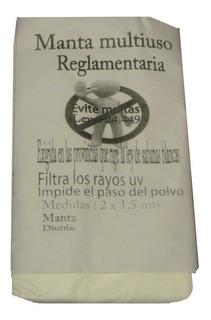 Pack 50 Manta Mortuoria Multiuso Reglamentaria Vial Fabrica