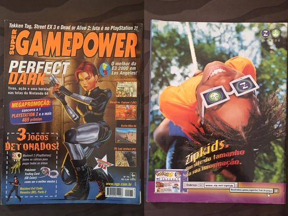Revista Super Game Power Nº 75