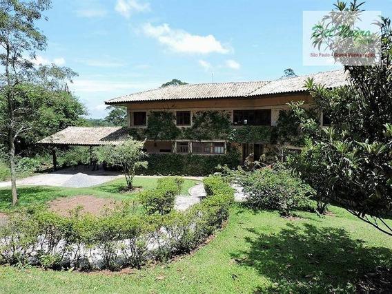 Casa Residencial À Venda, Vila Real Moinho Velho, Granja Viana. - Ca0897