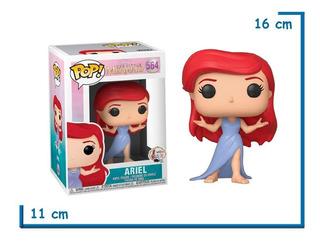 Funko Pop! 564 The Little Mermaid Ariel Sirenita Princesa