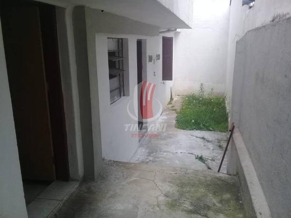 Casa Térrea Para Locação No Bairro Vila Carrão, 1 Dorm, 65 M - 4585