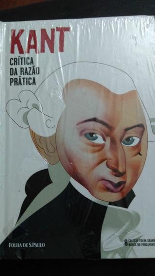 Kant 08 Coleção Folha Grandes Nomes Do Pensamento