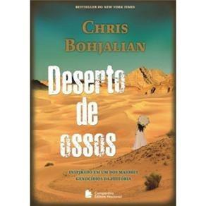 Deserto De Ossos Chris Bohjalian Literatura Estrangeira