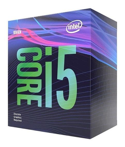 Processador Intel Core I5-9400f. Lga1151 / Hexa-core!