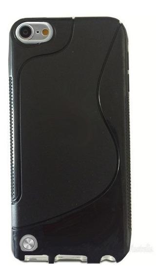 Capa Para iPod Touch 6 Ou Touch 5 Silicone Tpu Proteção Case