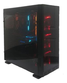 Computadora Pc Gamer De Alto Rendimiento Ryzen 5 Gtx 1070ti