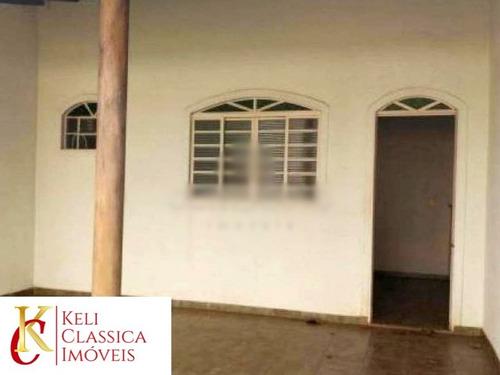 Vende-se Chacara Com 450m² De Terreno E 107m² De Área Construída, No Bairro Jardim Nazareth Em São José Do Rio Preto-sp, Com 2 Dormitórios - Ch00009 - 69325645