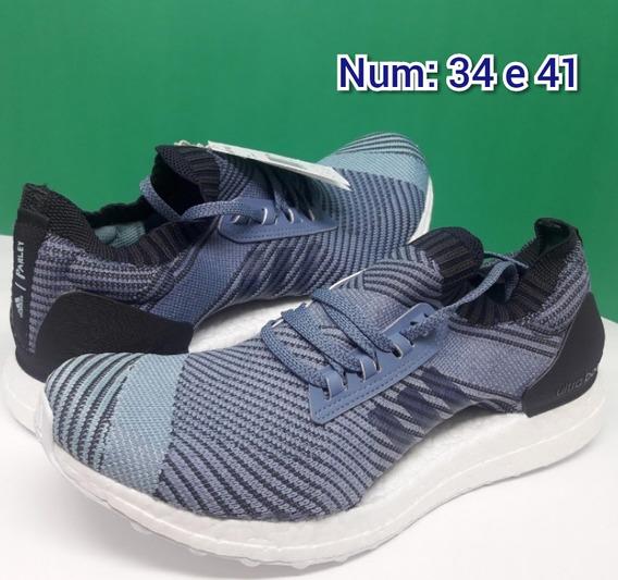 Tênis adidas Ultraboost X Parley Original Promoção Outlet