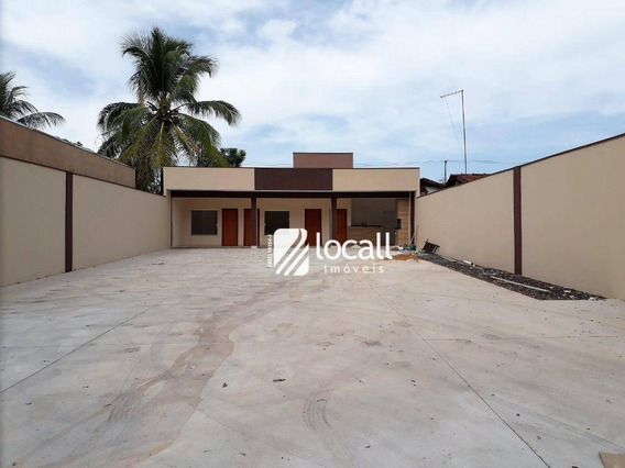 Terreno À Venda, 360 M² Por R$ 550.000,00 - Regissol - Mirassol/sp - Te0518