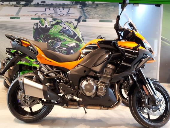 Kawasaki -versys 1000 - Lançamento - 2020