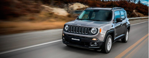 Jeep Renegade Sport Automatico 1.8 2021   Zucchino Motors