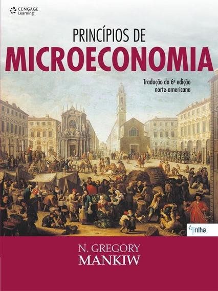 Principios De Microeconomia - 6ª Ed