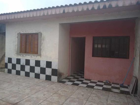 Casa Térrea, Quarto, Sala, Cozinha, Banheiro, Quintal Grande