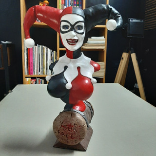 Harley Quinn Busto Escala 1/4