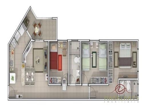 Apartamento - Ap00120 - 2397270