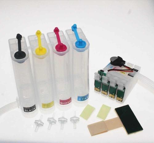 Sistema Continuo Vacio Impresora Epson Xp211,xp411,xp201
