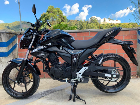 Suzuki Gixxer 150 Negra 2020 | Único Dueño