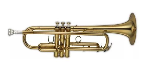 Trompeta Knight Jbtr-300 Nueva Con Estuche Boquilla Garantia