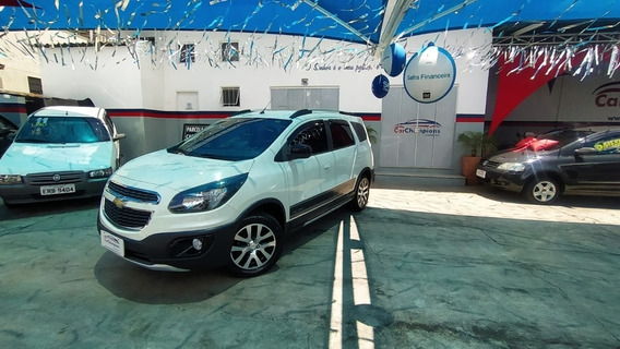 Chevrolet Spin Active Automatica 1.8 Completo 4p