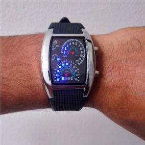 Relógio De Pulso Masculino Totalmente Digital + Caixinha