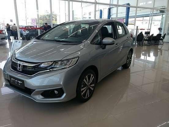 Honda Fit 1.5 Exl 16v Flex 4p Automático 2020