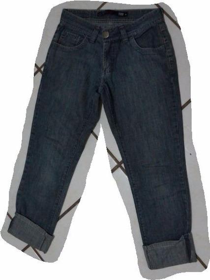 Calça Jeans Feminina Clock House - Nº 40