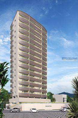 Imagem 1 de 13 de Apartamento Em Praia Grande Bairro Caiçara - V2978