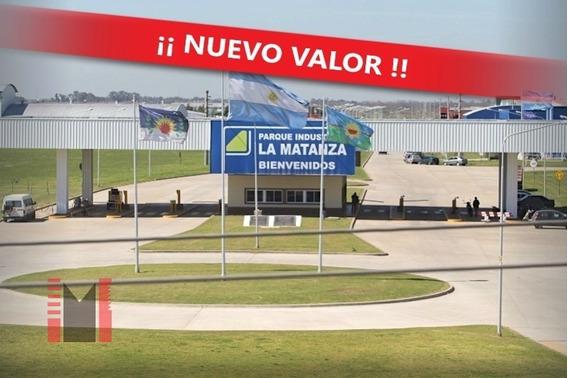 Venta Fracción Industrial 6708 M2 Parque Industrial Matanza