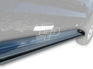 Estribos De Aluminio Reforzado Hilux 2005 - 2015
